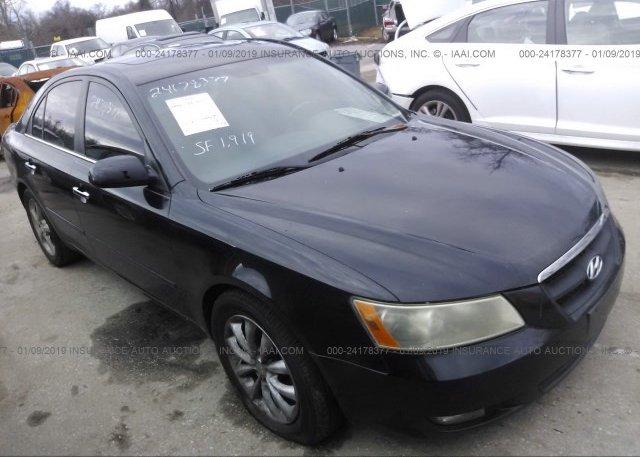 Inventory #985861604 2006 Hyundai SONATA