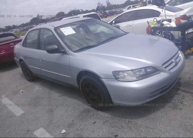 Inventory #240265061 2001 Honda ACCORD