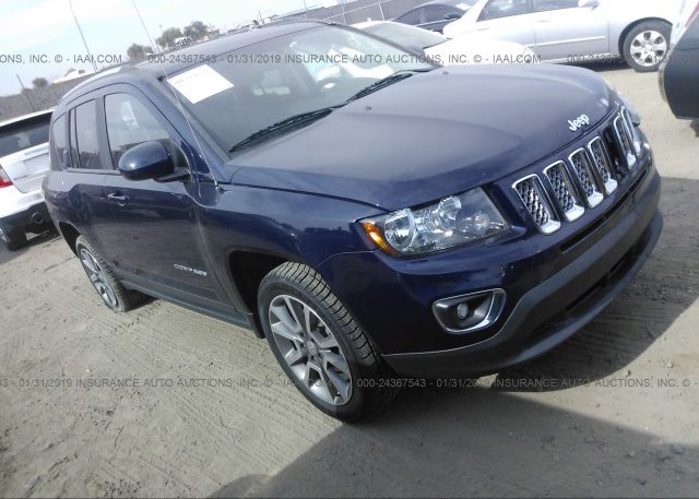 Inventory #753932654 2016 JEEP COMPASS