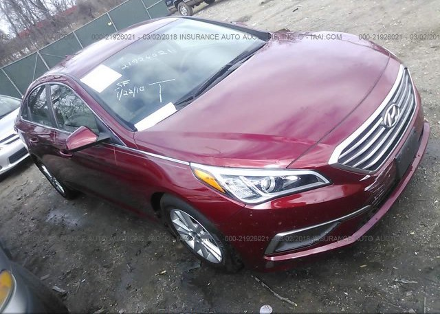 Inventory #723825021 2016 Hyundai SONATA