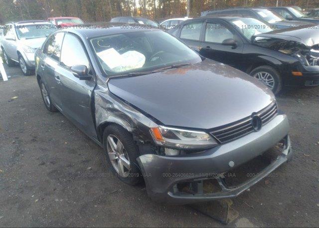 Inventory #654320628 2012 Volkswagen JETTA