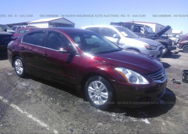 Inventory #969358023 2010 Nissan ALTIMA
