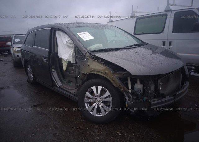 Inventory #837110038 2014 Honda ODYSSEY