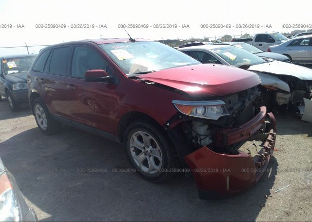 Inventory #482172156 2013 FORD EDGE