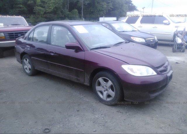 Inventory #172584589 2004 Honda CIVIC