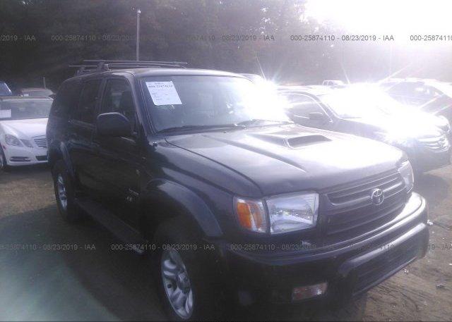 Inventory #609317808 2002 Toyota 4RUNNER