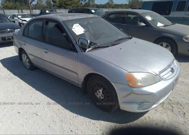 Inventory #871683367 2003 Honda CIVIC