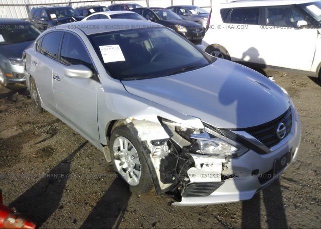 Inventory #847483339 2017 Nissan ALTIMA