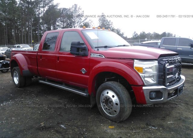 Inventory #293640205 2015 FORD F450