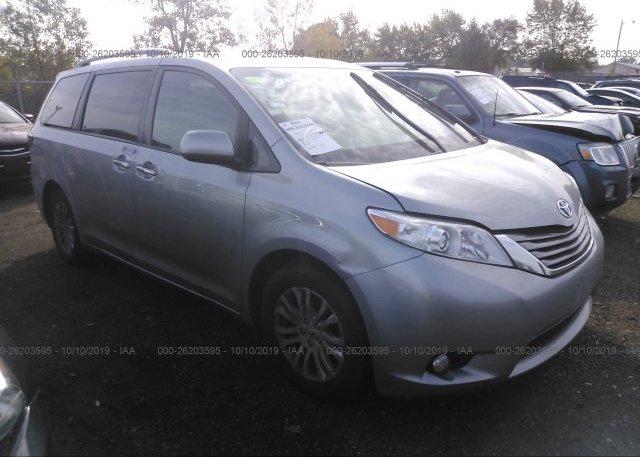 Inventory #167421338 2017 Toyota SIENNA