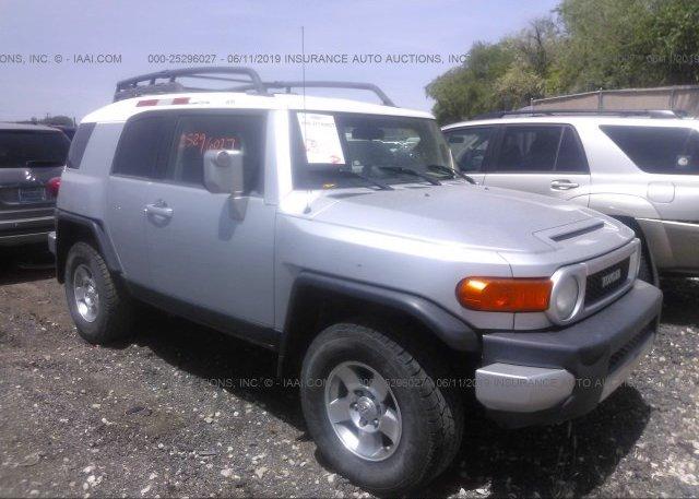 Inventory #573408864 2008 Toyota FJ CRUISER