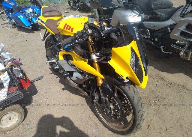 Inventory #280096287 2016 Yamaha YZFR6
