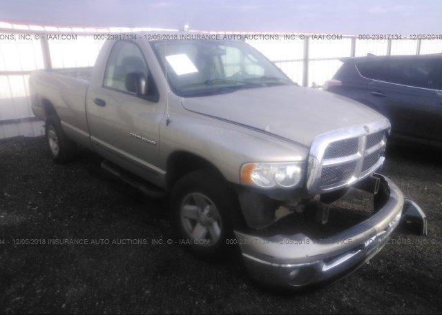 Inventory #258778152 2003 Dodge RAM 1500