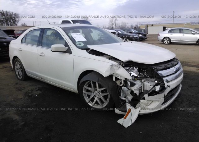 Inventory #330393198 2010 FORD FUSION