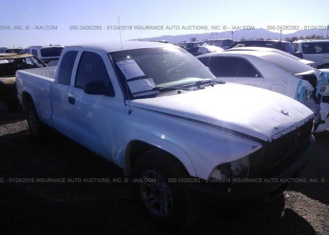 Inventory #123565213 2003 Dodge DAKOTA