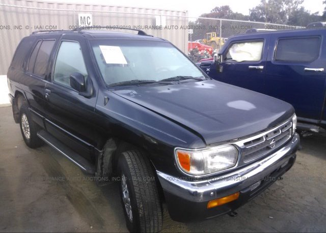 Inventory #628823953 1996 Nissan PATHFINDER