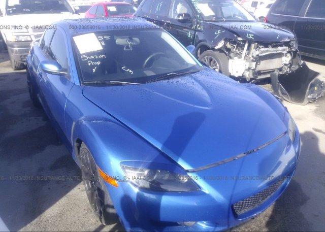 Inventory #378581689 2005 Mazda RX8