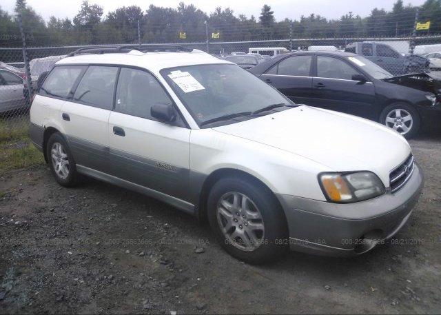 Inventory #890613905 2002 Subaru LEGACY