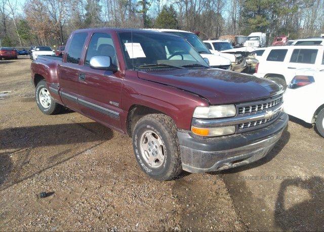 Inventory #907371748 2000 Chevrolet SILVERADO