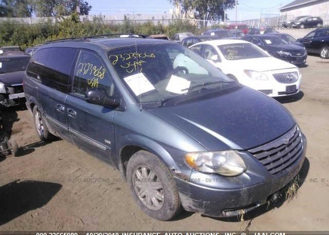 Inventory #695545320 2006 CHRYSLER TOWN & COUNTRY