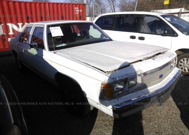 Inventory #783448385 1991 FORD CROWN VICTORIA