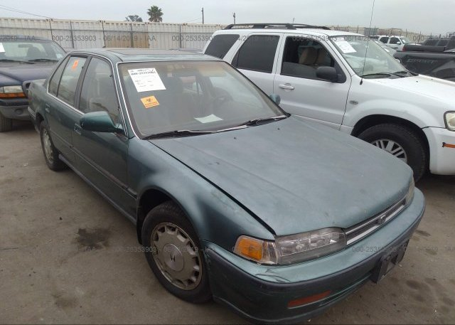 Inventory #565814091 1992 Honda ACCORD