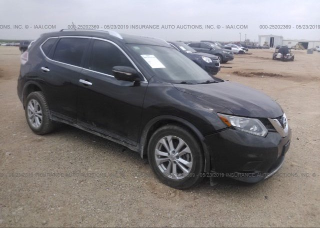 Inventory #353901058 2015 Nissan ROGUE