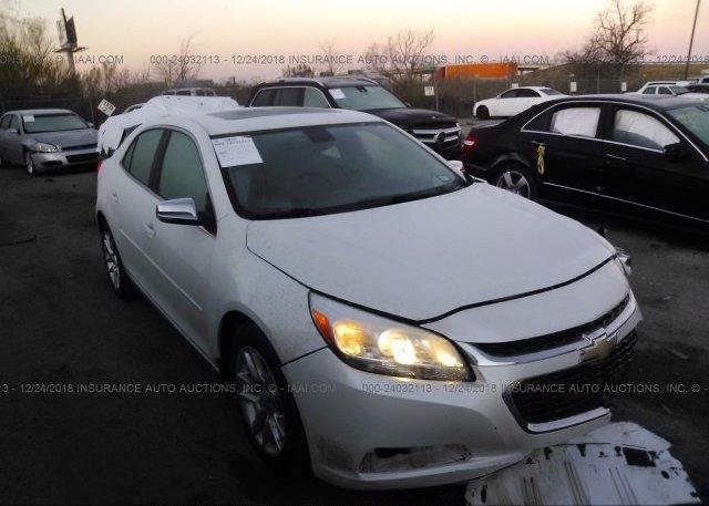 Inventory #946653445 2016 Chevrolet MALIBU LIMITED