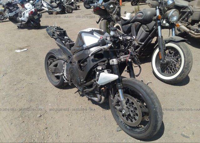 Inventory #585447835 2008 Suzuki GSX-R750