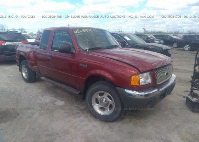 Inventory #406314700 2001 FORD RANGER