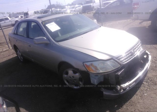 Inventory #967488118 2003 Toyota AVALON