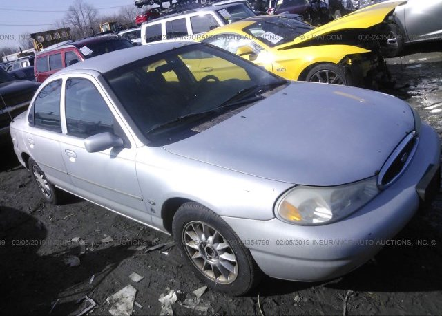 Inventory #757825636 1998 FORD CONTOUR