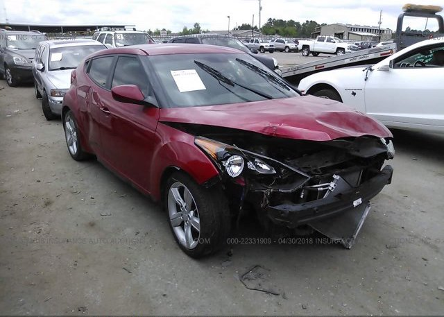 Inventory #272455170 2013 Hyundai VELOSTER