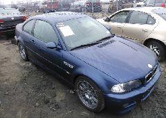 2004 BMW M3 - WBSBL934X4JR24862 Left View