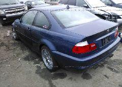 2004 BMW M3 - WBSBL934X4JR24862 [Angle] View