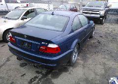 2004 BMW M3 - WBSBL934X4JR24862 rear view