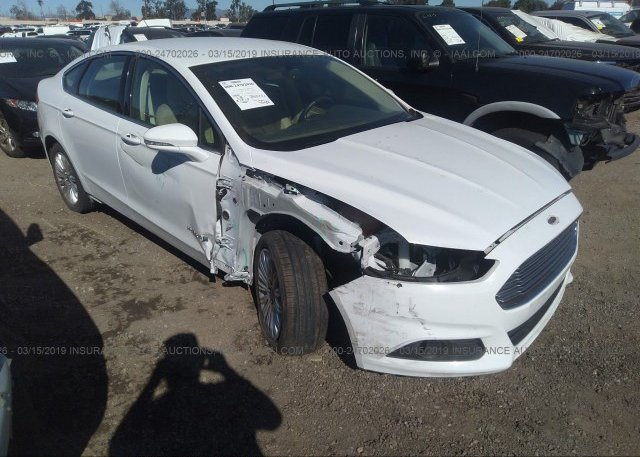 Inventory #874608688 2014 FORD FUSION
