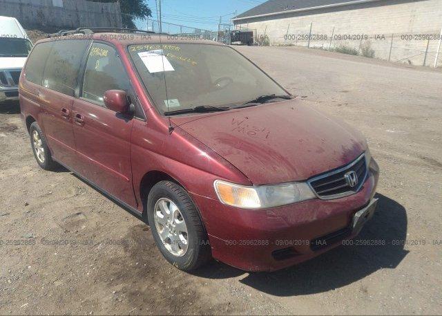 Inventory #166071623 2004 Honda ODYSSEY
