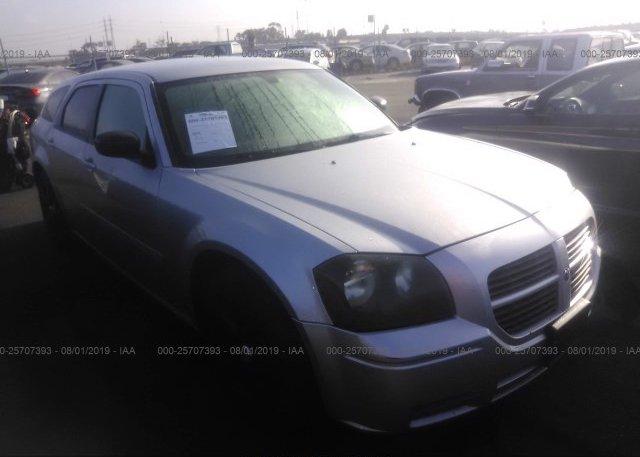 Inventory #320731656 2006 Dodge MAGNUM