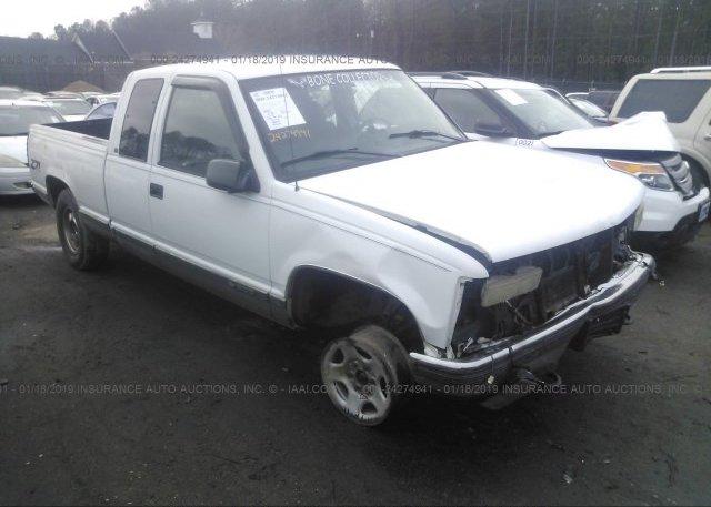 Inventory #262527114 1998 Chevrolet GMT-400