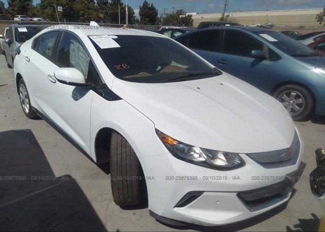 Inventory #181107586 2018 Chevrolet VOLT