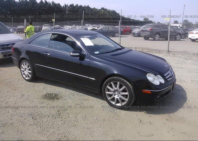Inventory #213030615 2007 Mercedes-benz CLK