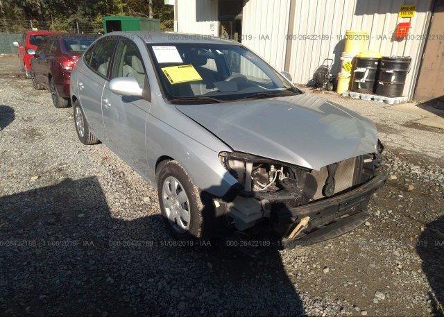 Inventory #344105022 2008 Hyundai ELANTRA