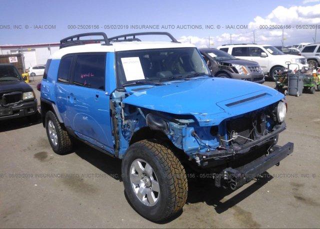 Inventory #151705872 2007 Toyota FJ CRUISER