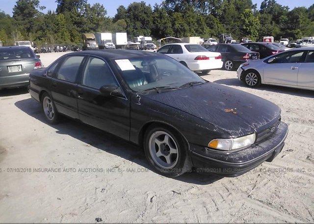 Inventory #461508584 1995 Chevrolet CAPRICE / IMPALA