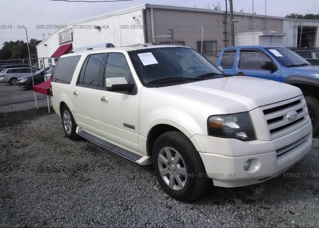 Inventory #158367914 2007 FORD EXPEDITION