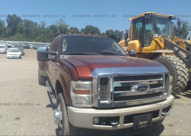 Inventory #461829092 2008 FORD F350