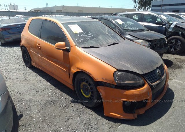 Inventory #806259911 2007 Volkswagen NEW GTI
