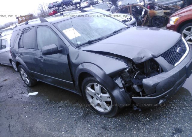 Inventory #755622616 2006 FORD FREESTYLE