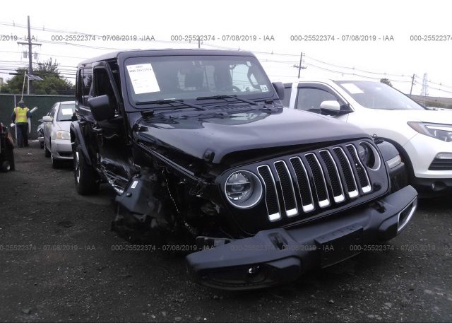 Inventory #131966525 2018 JEEP WRANGLER UNLIMITE